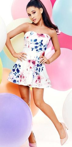 Perfect dress for a party or a school dance