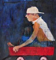 Mel McCuddin-There Are No Free Rides  The Art Spirit Gallery of Fine Art