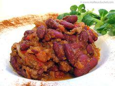 Chili con carne - Meilleur du Chef