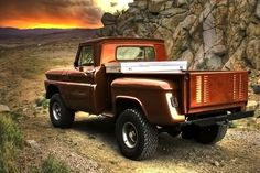 60-66 Chevy And GMC 4X4's Gone Wild - Page 9 - The 1947 - Present Chevrolet & GMC Truck Message Board Network