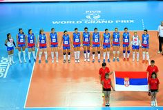 Seniorke Srbije 7. u Gran priju. // Senior women of Serbia - 7th place in the FIVB World Grand Prix.