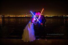 A match made in a galaxy far, far away. #StarWars #StarWarsDay #MayThe4thBeWithYou