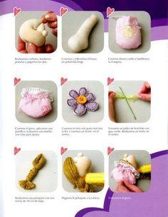 Libro Diseño de muñequeria soft VOL.10 20/37