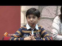 ▶ Aunque emigre a EU regresaré a Michoacán: niño genio - YouTube