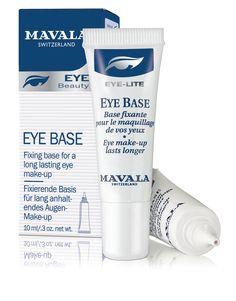 Mavala Eye-Lite Eye Base Fixing Base, Ounce Eye Base, For Lash, Eye Contour, Eye Make Up, Beauty Make Up, Promotion, Lashes, Moisturizer, Eyes