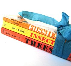 Fossils, Trees, Insects Golden Guide Book Set, Vintage Guide Books, Golden Guide Book Lot, Vintage Entomology Book, Vintage Fossil Book by LadyFransLibrary on Etsy