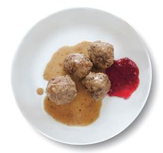 Swedish Meatballs. We did these for Christmas Eve and my 2-year old loved them.