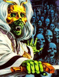 Monster Brains - Hammer Magazine Preview Image