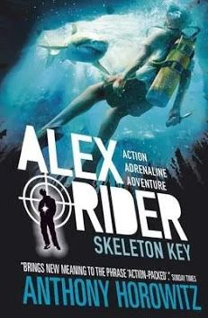 Carole's Chatter: Skeleton Key by Anthony Horowitz Alex Rider Books, Got Books, Books To Read, Cia Agent, Children's Book Awards, New James Bond, Book Sites, What To Read, Book Photography