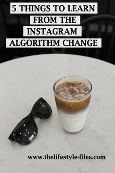 Blogging tips: how to manage and what we can learn from the Instagram algorithm change