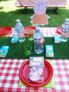 Sugarbliss: Peppa Pig Birthday Party!  #peppapigparty