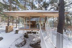 Image result for modern cabin
