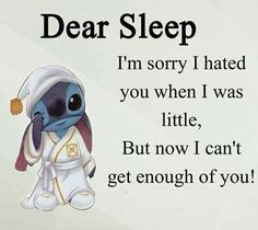 So true when we were all little we all said I don't wanna go to sleep and now . teksten So true when we were all little we all said I don't wanna go to sleep and now . Funny Minion Memes, Funny Disney Memes, Disney Quotes, Stupid Funny Memes, Funny Relatable Memes, Funny Texts, Funny True Quotes, Cute Quotes, Lilo And Stitch Memes