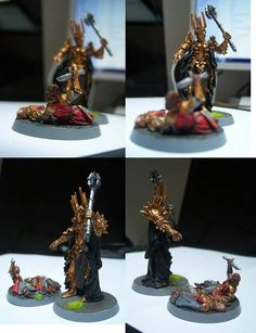 Sauron - lord of the rings - games workshop