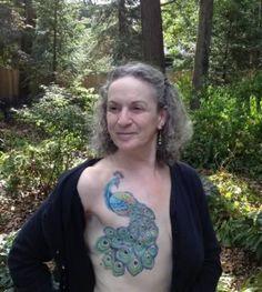 15 Most Amazing Mastectomy Tattoos - ODDEE: