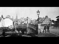 Tour Scotland video of old photographs of Kirkintilloch, Scotland . A town and former royal burgh in East Dunbartonshire. It is located on...