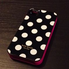 My new iPhone case by Kate Spade!