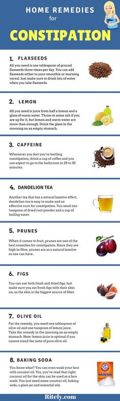 Are you suffering from constipation? Consumer Health Digest brings 10 natural constipation remedies for you that can prevent & ease your symptoms. Holistic Remedies, Natural Home Remedies, Natural Healing, Herbal Remedies, Health Remedies, Holistic Healing, Natural Oil, Cold Remedies, Natural Beauty