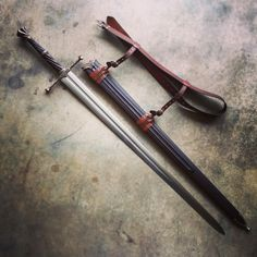 Christian Fletcher Swords & Scabbards