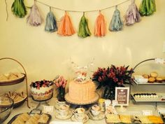 A Bridal Shower Tea Party by carlene