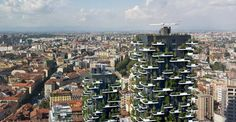 Gallery of Bosco Verticale / Boeri Studio - 5