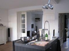 Kamer en suite vlakke panelen op dichte deuren personal moodboard pinterest - Scheiding kamer panel ...