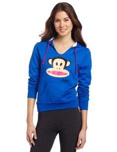 Paul Frank Women s Hoody Sweatshirt With Julius « Clothing Impulse 63eaa3578