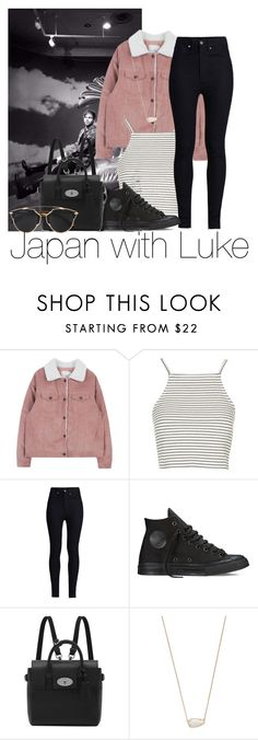 """Japan with Luke"" by edna-loves-1d ❤ liked on Polyvore featuring Topshop, Rodarte, Converse, Mulberry, Kendra Scott and Christian Dior"