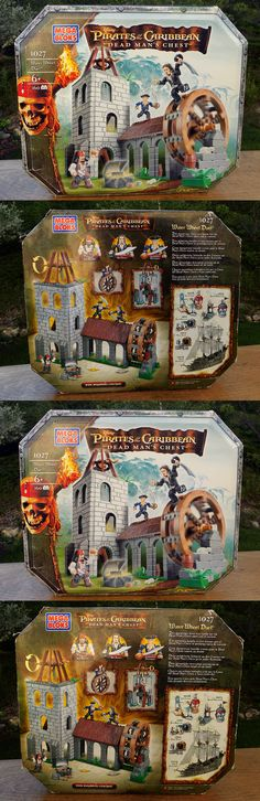 Pirates of the Caribbean 142334: Mega Bloks 1027 Pirates Of The Caribbean Water Wheel Duel ~ Will Turner Figure + -> BUY IT NOW ONLY: $97.77 on eBay!