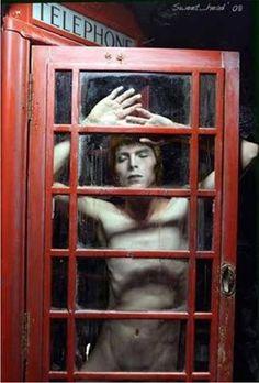 David Bowie, 1978.