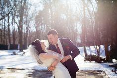 Kış Düğün Fotoğraf Çekimi