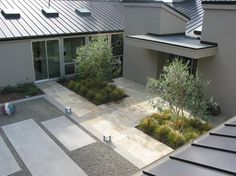 Aptos - contemporary - landscape - san francisco - Randy Thueme Design Inc. - Landscape Architecture