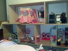 Matt and Merri Pauley's ag dollhouse