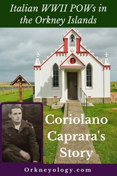 An Italian POW in Orkney - the WWII Experiences of Coriolano Caprara - Coriolano Caprara is a WWII Italian veteran. He was in Orkney when the Churchill Barri - European Travel Tips, British Travel, Scotland History, Uk History, Scotland Landscape, Orkney Islands, Scottish Islands, England And Scotland, Online Travel