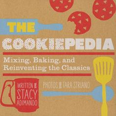 The Cookiepedia - on sale at West Elm! <3