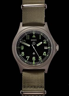 8ce1787794c MWC G10 300m   1000ft Water resistant Stainless Steel Military Watch w – MWC  (Europe
