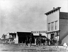 Colorado Springs Colorado ~ 1875