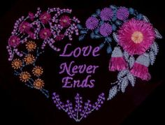 Love Is . . . From 1Corinthians Chapter 13         Loveis