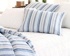 Honfleur Linen Bedding | Gracious Style
