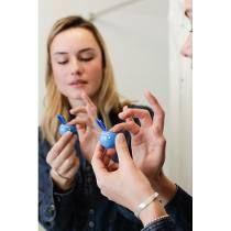 Brillo Para Labio De Ballena Azul Gloss Nuevo