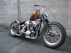 Luck MC -Japan- Ibi's 66 FL Custom and other SUPER Awesome Bikes!!!!