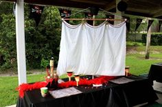 Fairies and Pirates Birthday Party Ideas   Photo 1 of 37   Catch My Party