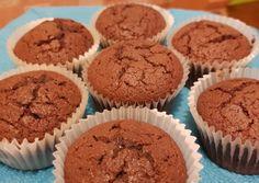 Gluténmentes csokis muffin recept foto Muffin, Paleo, Gluten Free, Diet, Breakfast, Recipes, Food, Kitchen, Breakfast Cafe