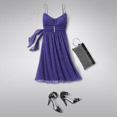 Vivacious Violet Outfit