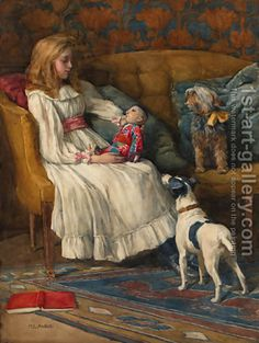 Fickle Favours, Maria L. Angus