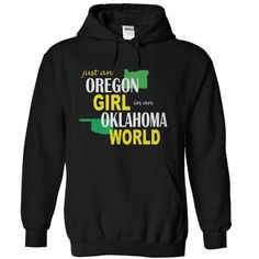 Oregon girl in Oklahoma T-Shirts, Hoodies (39$ ==►► Shopping Here!)