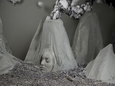 Aideen Barry, Meditations on being Volcanic, single channel video. Courtesy: the artist Irish Art, Meditation, Digital Art, Artwork, Artist, Channel, Lady, Work Of Art, Artists