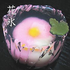 Japanese Sweets, wagashi, summer brocade ball Atsumono Suichuka