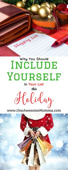 How To Include Yourself In Your Holiday List With Shoe Carnival