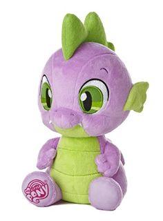 Aurora My Little Pony Plush - Spike 9 @ niftywarehouse.com #NiftyWarehouse #MyLittlePony #Cartoon #Ponies #MyLittlePonies
